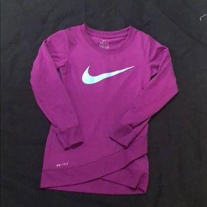 Girls Nike top